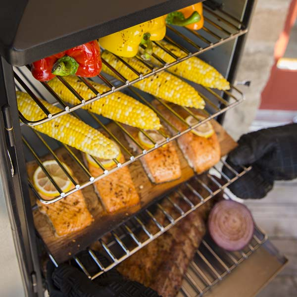 Tips For Cooking Low And Slow On Your Gas Grill: SMOKE™ VERTICAL CHARCOAL SMOKER