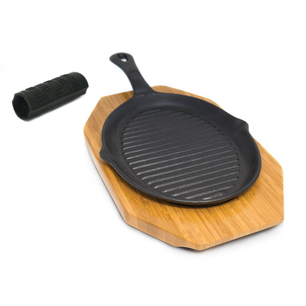 Fajita pan set