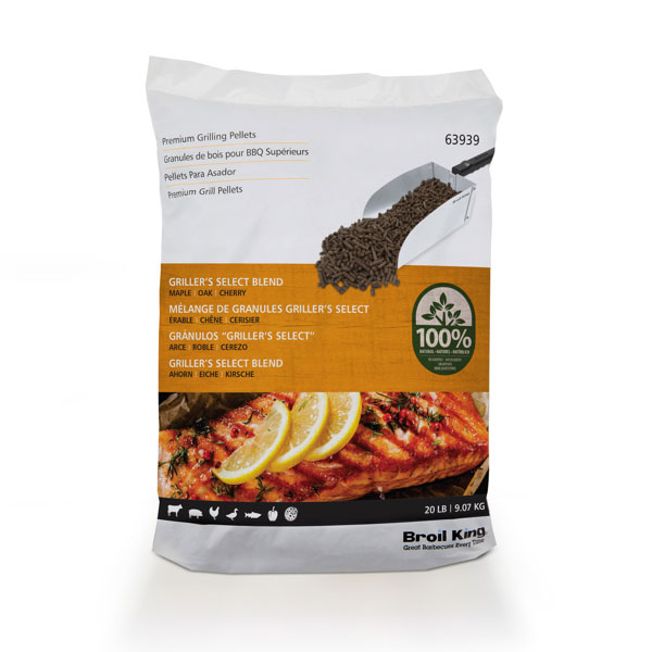 Griller's Select Blend Pellets